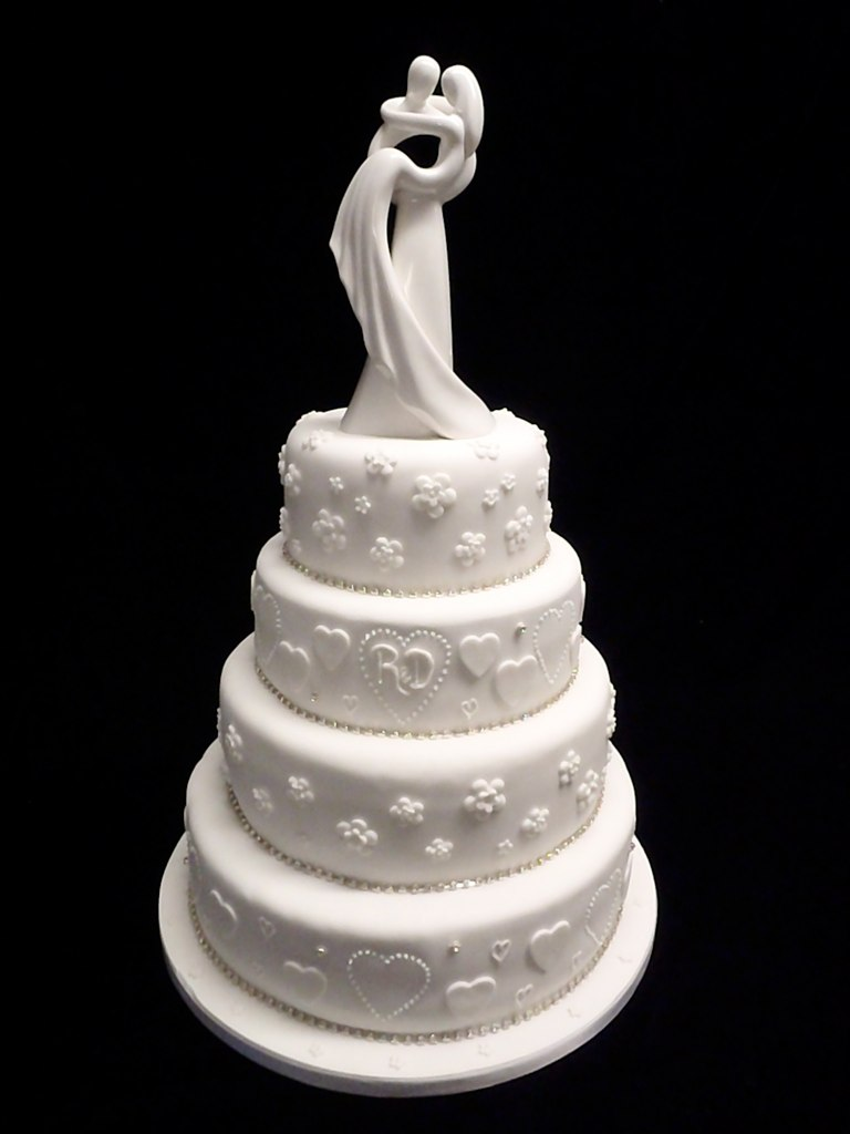 Wedding Cake Decorating Figurines : Figurines Wedding Cakes